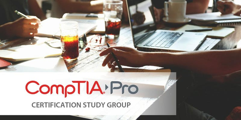 CompTIA-Certification-Study-Group
