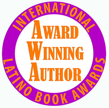 Award Winning Author logo blog