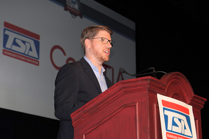 CharlesEaton_speaks_at_TSA2019