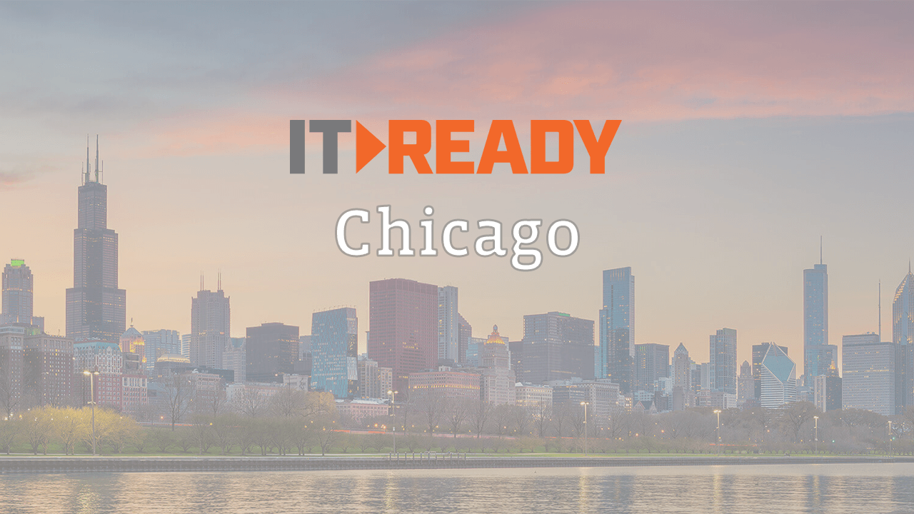 IT-Ready TS Chicago Graduation