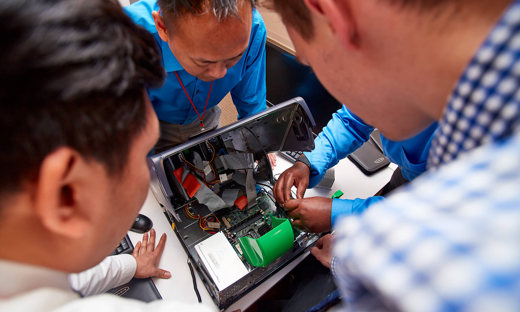 Creating IT Futures Opens Free IT Training & Career Program