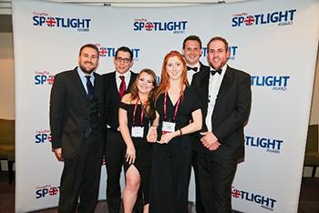 CompTIA Spotlight Award Photo
