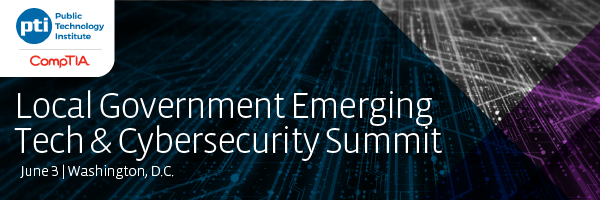 PTI Local Government Emerging Tech & Cybersecurity Summit
