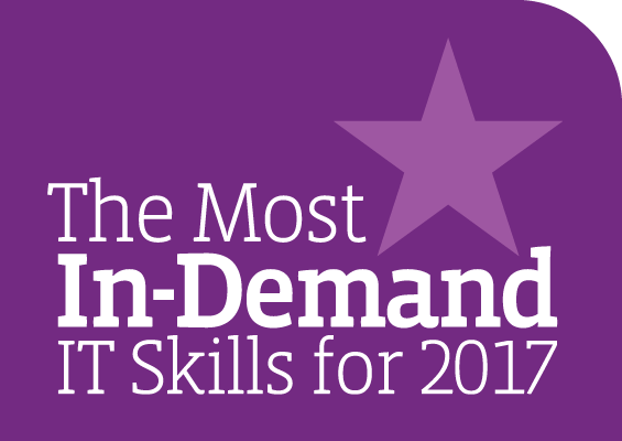 The most in-demand IT skills for 2017