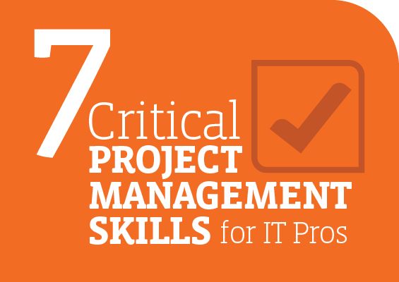 7 Critical Project Management Skills for IT Pros