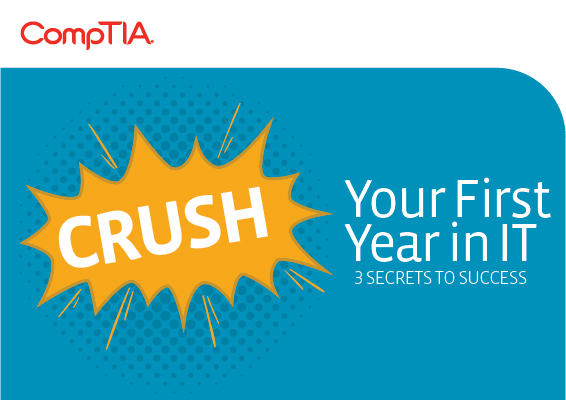 Crush Your First Year in IT