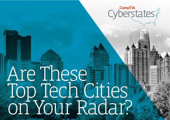 Are these top tech cities on your radar?