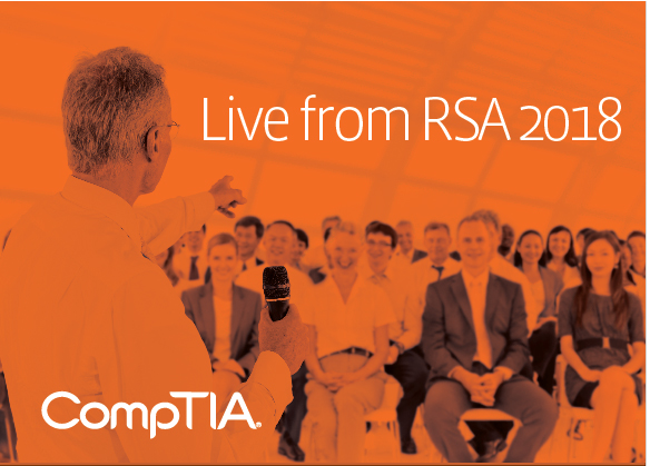 Live from RSA 2018