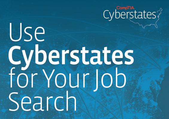 Cyberstates Job Search Blog
