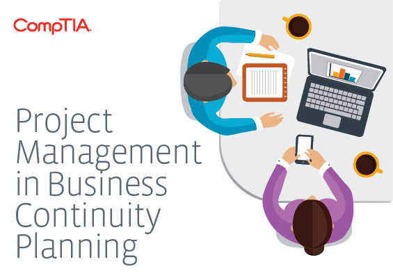 Project management in business continuity planning