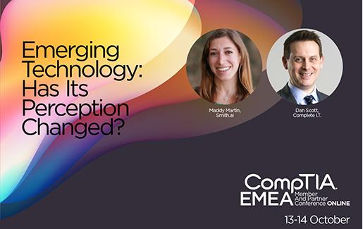 08183 EMEA Emerging Technologies Perceptions