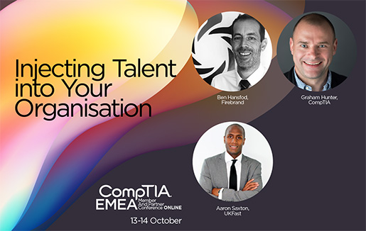 08183 EMEA Injecting Talent into your Organisation