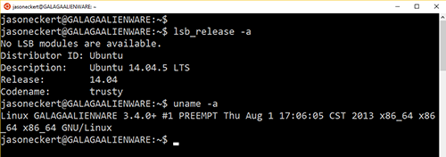 BASH shell prompt