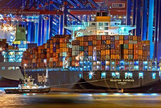 Boats Cargo Cargo Container