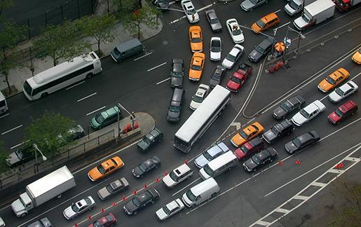 Bottleneck_Traffic