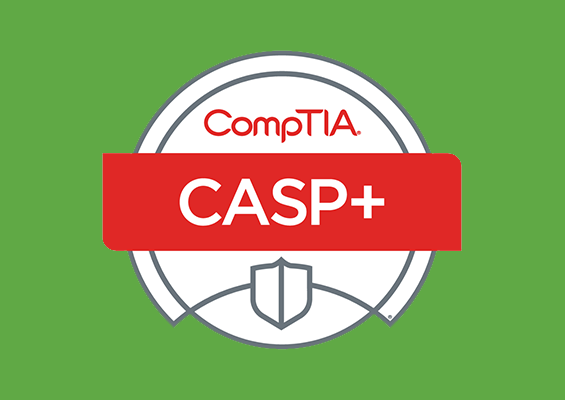 The CompTIA Advanced Security Practitioner Logo