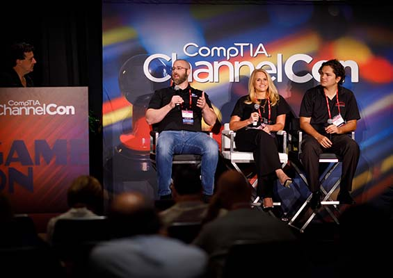 ChannelCon State of Cybersecurity Panel