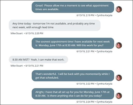 AI-powered Chatbox