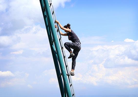 Climbing IT Career Ladder