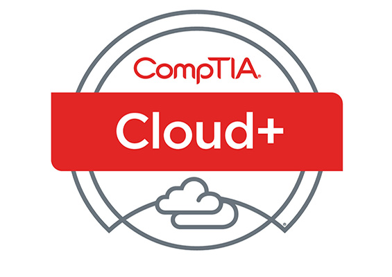 CompTIA Cloud+ Logo