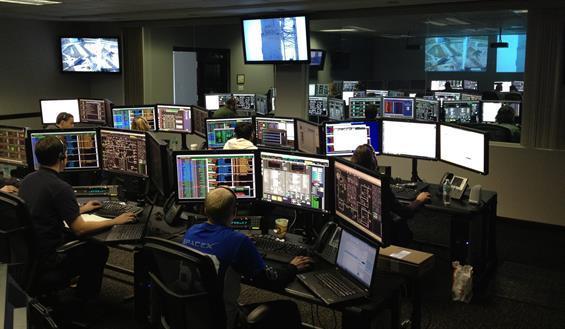 Connection Control Center Desk