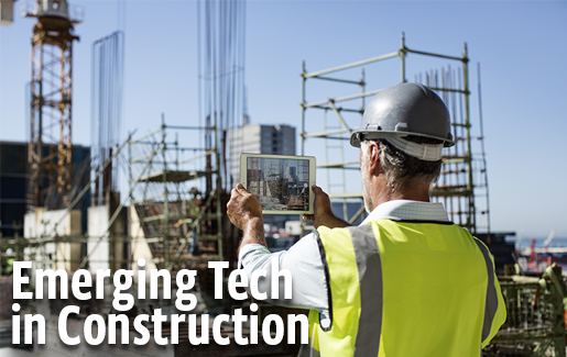 emerging technology in construction
