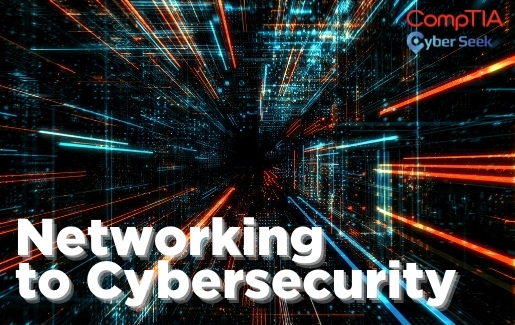 Get into cybersecurity from networking