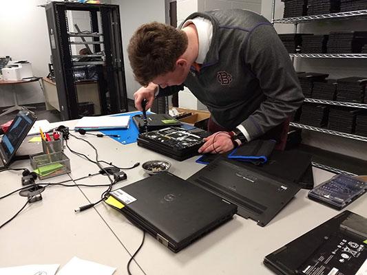 IT Bros Help Desk Technician