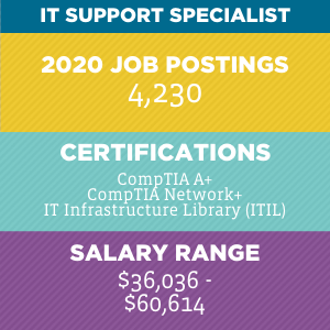 IT Support Specialist V2
