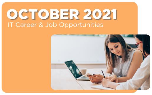 July IT Career & Job Opportunities