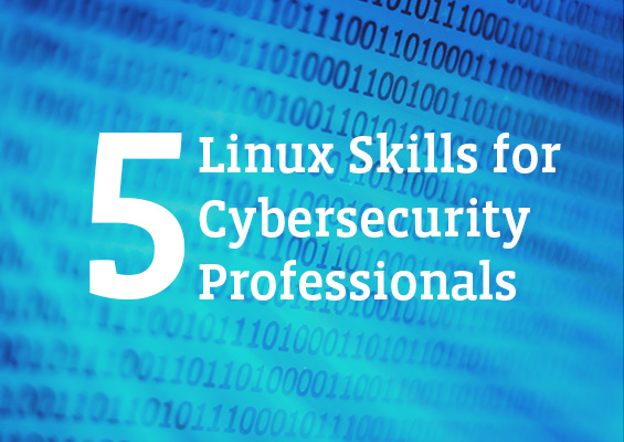 5 Linux Skills for Cybersecurity Professionals