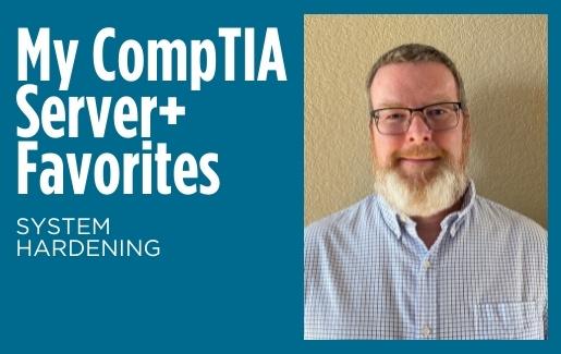 My CompTIA Server+ Favorites 4