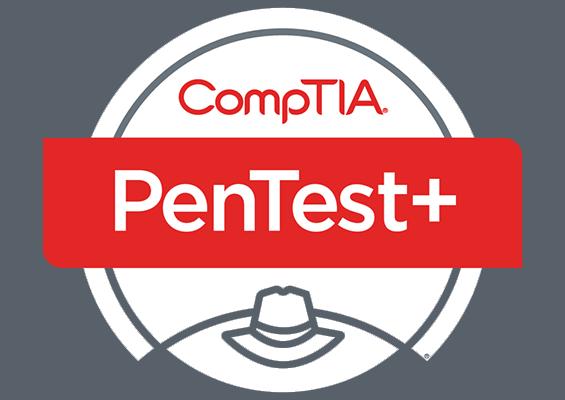 CompTIA PenTest+ Logo