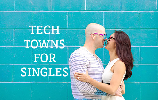 Two IT pros who fell in love in a tech town