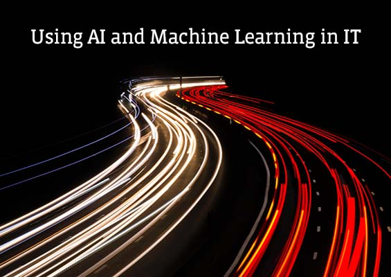 Using AI and Machine Learning
