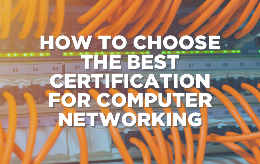 Which networking certification is best for you?