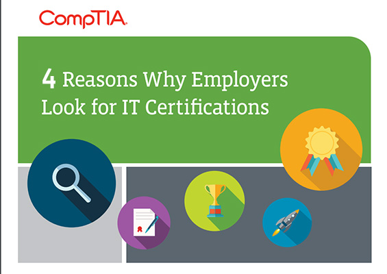 4 Reasons Why Employers Look for IT Certifications