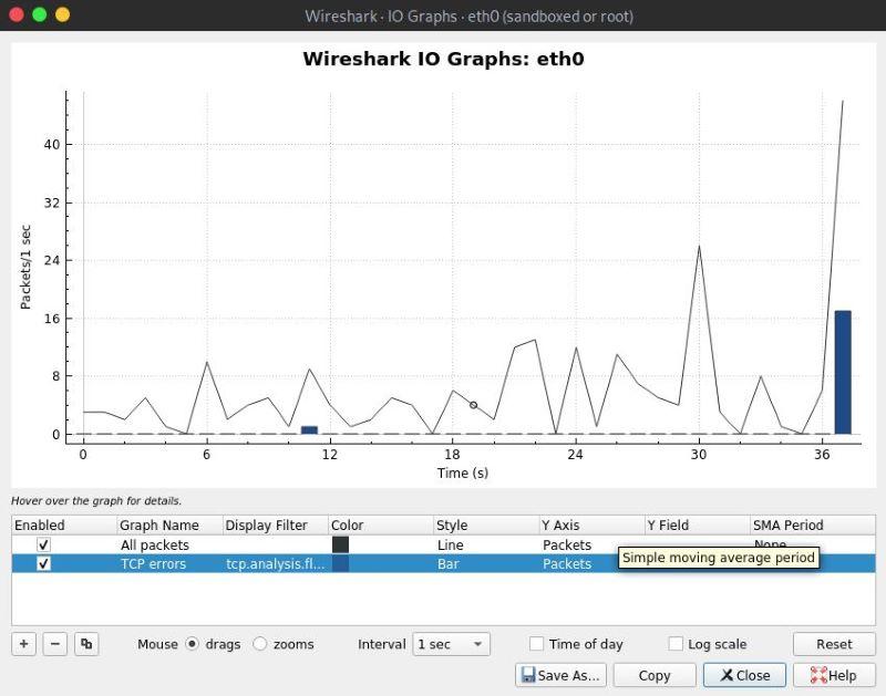 Wireshark_before_DDoS attack
