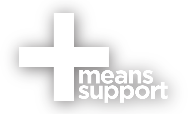 plusmeanssupport