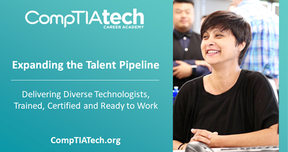 CompTIA Tech Career Academy Call Out