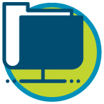 An illustration of a file folder