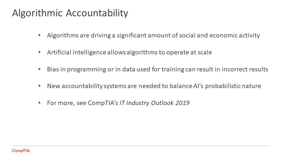 Algorithmic Accountability