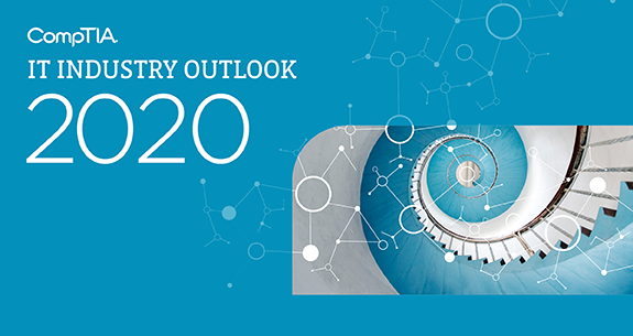 CompTIA IT Industry Outlook 2020 Thumbnail