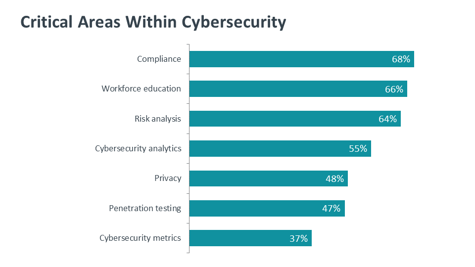 Critical Areas Within Cybersecurity