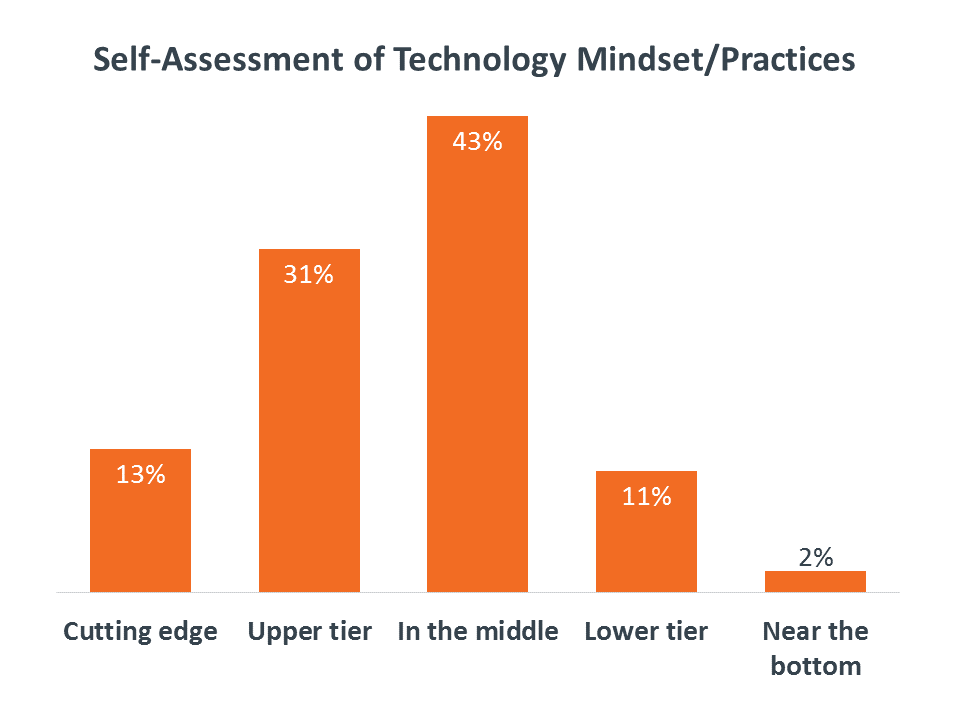 Self-Assessment of Technology Mindset-Practices