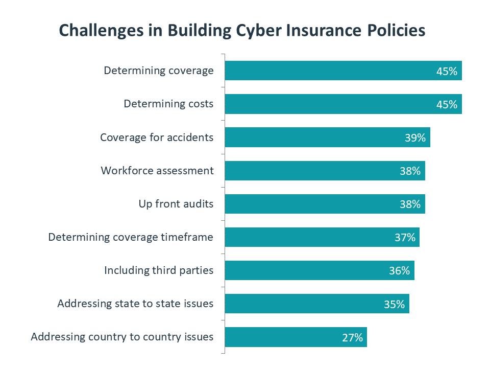 Challenges in Building Cyber Insurance Policies