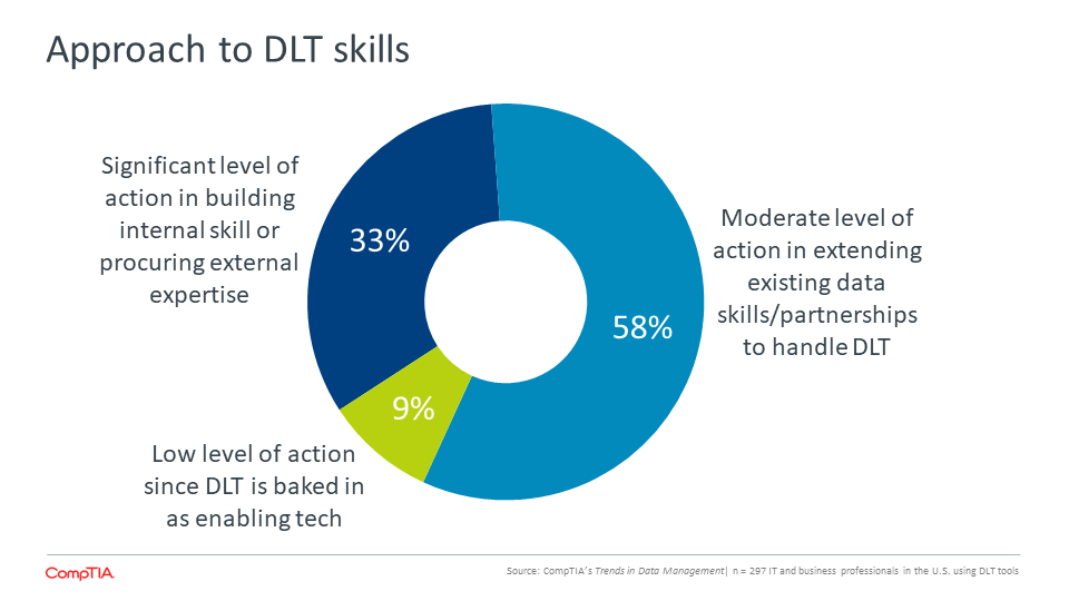 Approach to DLT skills