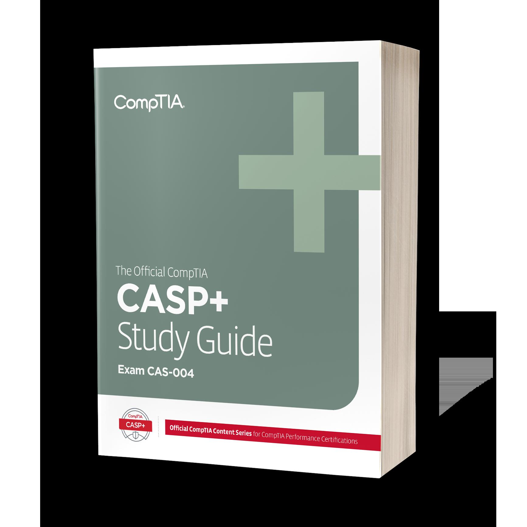08972 CASP+ CAS-004Study
